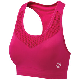 Dare 2b Dont Sweat It Brassière Femme, active pink